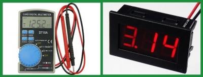 Digi-volt-meter