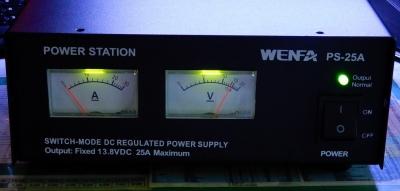 Ps25a-meter-lamp